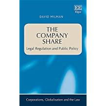 The Company Share: Legal Regulation and Public Policy