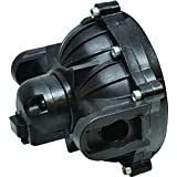 Everflo EF5500-QA-KIT 12V Diaphragm Pump Head, Black
