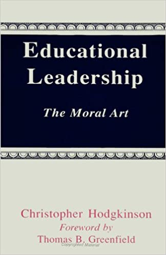 Greenfield on Educational Administration: Towards a Humane Craft (Educational Management)