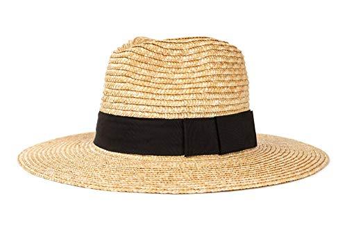 Brixton Women's Joanna Hat, Honey, Small