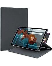 Capa magnética para Samsung Galaxy Tab S7 FE/Galaxy Tab S7 Plus 12,4 polegadas, capa inteligente ultra fina magnética forte com hibernar/despertar automático, suporta caneta S carregamento sem fio