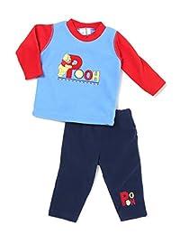 Disney Baby Conjunto Pantalón Polar Pooh Disney Conjunto para Niñas