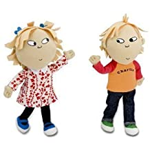 Charlie and Lola: Talking Poseable Set by Kids Preferred Doll doll figure (parallel import)