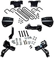 Superlift Suspension | K163 | 4 inch Spacer Lift Kit- 2017-2019 Ford F-250 and F-350 Super Duty 4WD - Gas and