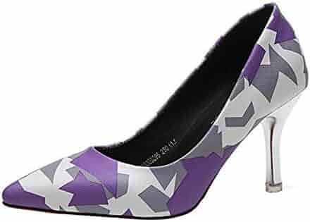 de8d34ab01bbb Shopping Purple - 4.5 or 14 - Pumps - Shoes - Women - Clothing ...