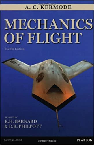 Mechanics Of Flight Kermode A C Philpott D R Barnard R H 9780273773511 Amazon Com Books