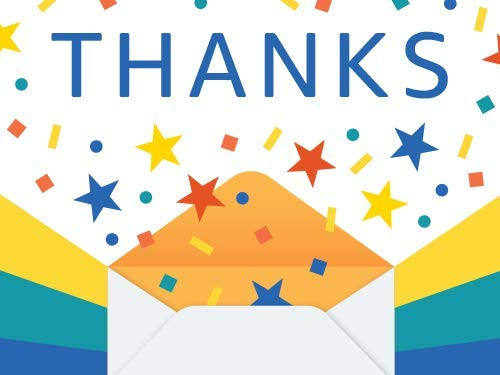 Thanks Envelope eGift Card link image