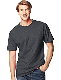 Hanes Men's Beefy-T Crewneck Short-Sleeve T-Shirt