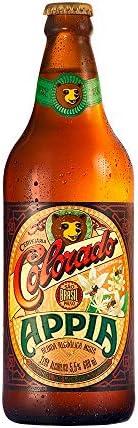 Cerveja Artesanal Colorado Appia Trigo 600 mL 1 un