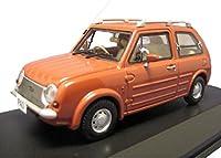 1/43 日産 パオ(オレンジ) 03412Rの商品画像
