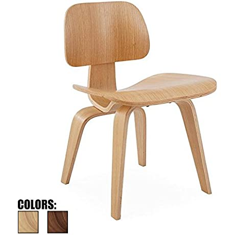 2xhome Ash Natural Wood 18 Seat Height Plywood Dining Side Chair Plywood Lounge Chair For Dining Room Living Room Wood Chairs Accent Chairs