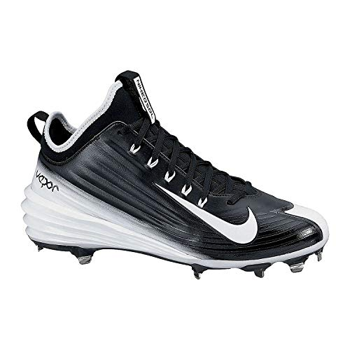 competitive price b4aec 3252a ... coupon for white mens trout amp white metal vapor black cleats baseball  black lunar nike qwu6tt