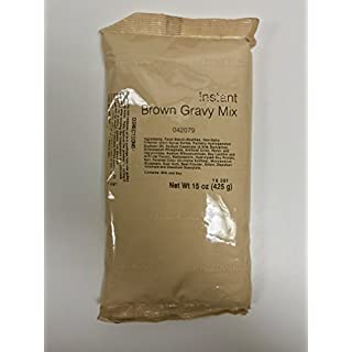 Farmer Brothers Instant Brown Gravy Mix (1 bag/15 oz)