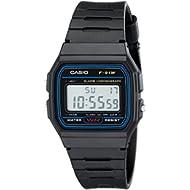 F91W-1 Classic Resin Strap Digital Sport Watch