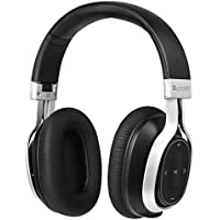 Wireless Headphones, AudioMX HB-S3 Bluetooth 4.1 Headphones with Mic and Call / Music Control, 20-Hour Play and Low Latency