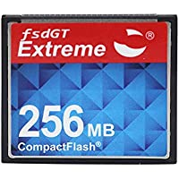 FengShengDa 256MB Compact Flash Memory Card Speed Up To...