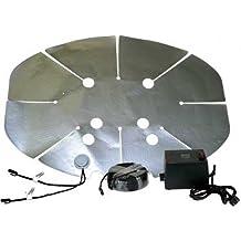 "HotShot satellite dish heater - 28""x 20"""
