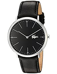 Lacoste Men's 2010873-Ultra Slim Black Watch