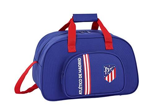 Safta Atlético De Madrid Sac Sport Enfant, 40 cm, Bleu (Azul)