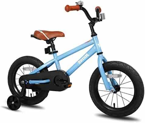 1b3a207192e JOYSTAR Kids Bike with Training Wheels for 12 14 16 inch Bike, Kickstand  for 18