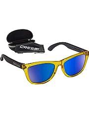 Cressi Unisex– Erwachsene Leblon Sunglasses Sportsonnenbrille mit Hartschalenetui