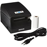 Citizen America CT-S2000UBU-BK CT-S2000 Series Hi-Speed POS Thermal Printer, 220 mm/Sec Print Speed, 42 Columns, USB, Internal Power Supply, Black