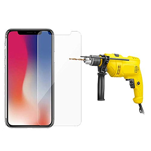 Glass Screen Protector Film for iPhone X Xs and 11 Pro Tempered Glass Clear [3 Pack] [5.8 Inch]