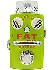 Hotone Pedal de efectos de guitarra con filtro digital sobre