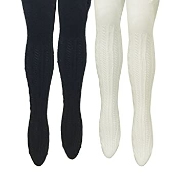 Robeez Cable Knit Tights are cotton rich and feature a pink bow at the ankles. These fall or heavy weight tights will keep you baby, infant, pre-walker or toddler warm all fall and winter.