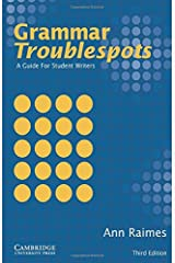 Grammar Troublespots: A Guide for Student Writers Paperback