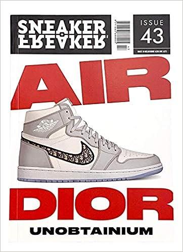 Sneaker Freaker Magazine issue 43 2020