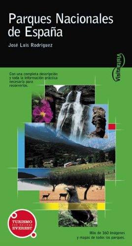 Visita Parques Nacionales de España Visita / Serie Verde: Amazon.es: Rodríguez Zapata José Luis: Libros