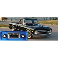 1967-1972 GMC Pickup USA-630 II High Power 300 watt AM FM Car Stereo/Radio with iPod Docking Cable
