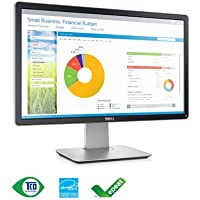 Dell Professional 21.5-inch Widescreen Flat Panel Monitor with LED & Built-in USB Hub