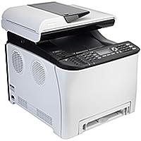Ricoh SP C252SF Laser Multifunction Printer - Color - Plain Paper Print - Desktop - Copier/Fax/Printer/Scanner - 21 ppm Mono/21 ppm Color Print - 2400 x 600 dpi Print - (Certified Refurbished)