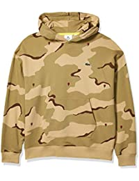 Lacoste Mens Long Sleeve Live Camo Printed Sweatshirt