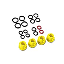 Karcher O-Ring Replacement Set for Electric Pressure Washers, 20-Piece Kit