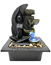Danner Manufacturing, Inc. 03822 Danner Home Collection Felicity Meditation Fountain, 8.5 x 7.5 x 11 Inch, 03822, Black