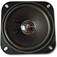 4 inch full range speakers ultra-thin speaker width 100mm 4 Ohm 5W 1 pair 2 piece Catchnew