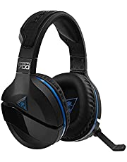 Turtle Beach Stealth 700P Premium Wireless Surround Sound Gaming Headset for PS4 and PS4 Pro, Black