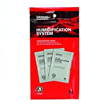 Planet Waves PW-HPCP-03 Two-Way Humidification System Conditioning Packets by D'Addario