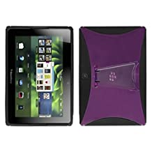 MYBAT  Unique Protective Case for Blackberry Playbook,  (Hot Pink/Solid Black)