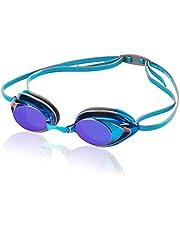 Speedo Vanquisher 2.0 spiegelende zwembril panorama anti-condens met UV-bescherming