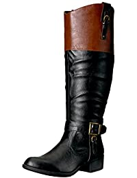 Women's Ivelia Fashion Knee High Casual Riding Boot (Available In Wide Calf)