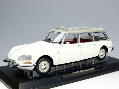 Citroen DS 21 Break 1970 weiss Modellauto 181590 Norev 1:18