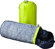 Therm-a-Rest 2-in-1 Stuff Sack and Pillow, Limon, Large