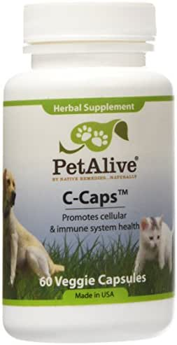 PetAlive C-Caps - Promote Complete Cellular Health