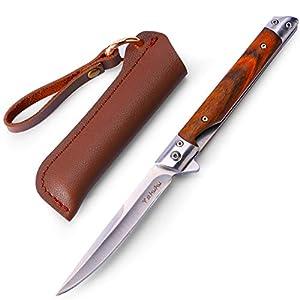 キャンプ ナイフ アウトドア フォールディングナイフ 折りたたみ 切れ味良い キャンプ用 登山 キャンプ 釣り 防災用 Knife04