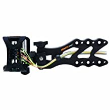 "Apex Gear Game Changer 5-Pin Sight .019"" Black"