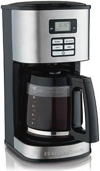 Hamilton Beach 49618 12 Cup Programmable Coffeemaker